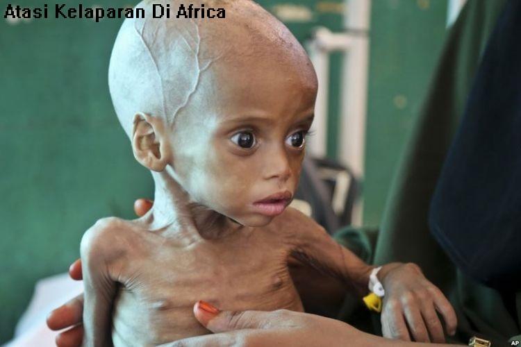 Atasi Kelaparan Di Africa
