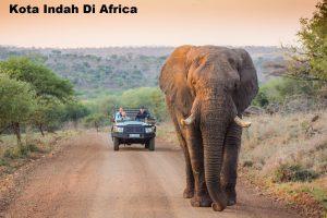 Kota Indah Di Africa