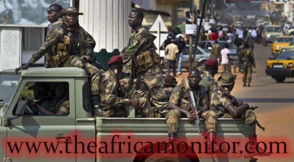Sejarah Perang Saudara di Afrika