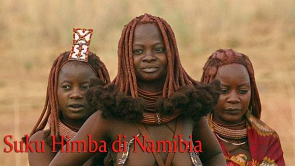 Suku Asli di Benua Afrika