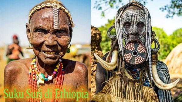 Suku Bangsa di Afrika Terbesar